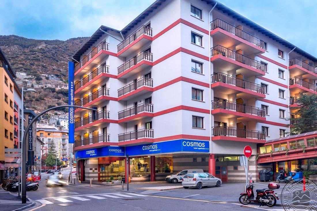 COSMOS HOTEL & APARTHOTEL 3 * №1