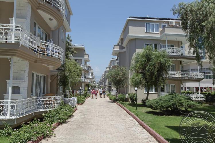 LARISSA HOLIDAY BEACH CLUB 4 * - Турция