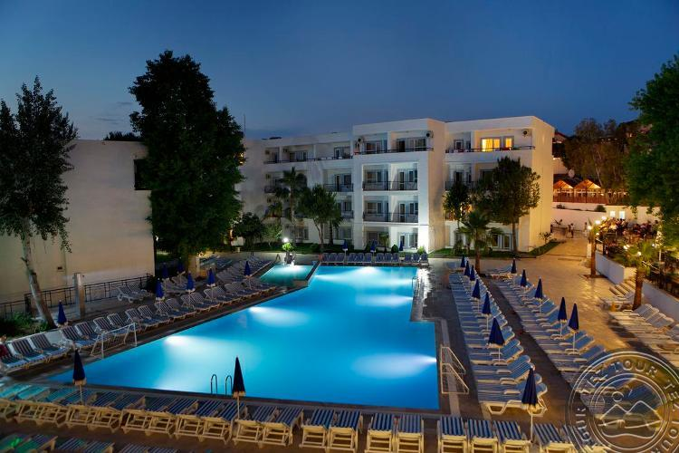 Larissa Beach Club Side 4 * - Side, Turcija