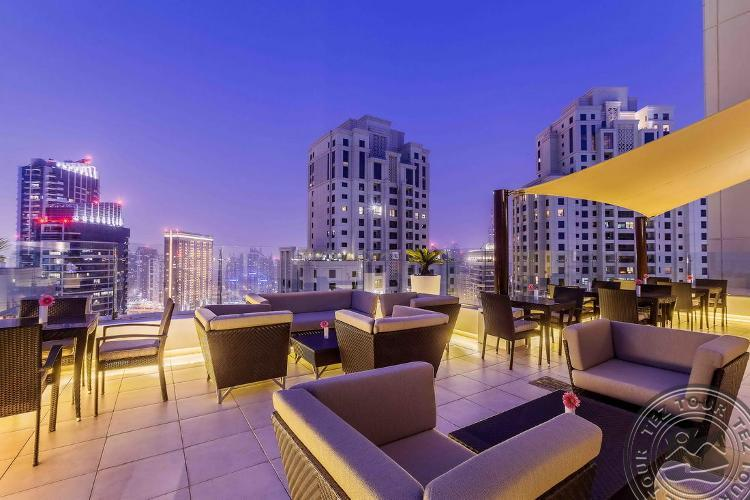 Hilton Dubai The Walk Hotel 4 * - Дубай - Джумейра, ОАЭ