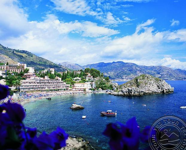 VOI MAZZARO SEA PALACE GRAND HOTEL (TAORMINA MARE) 5 * - Italija