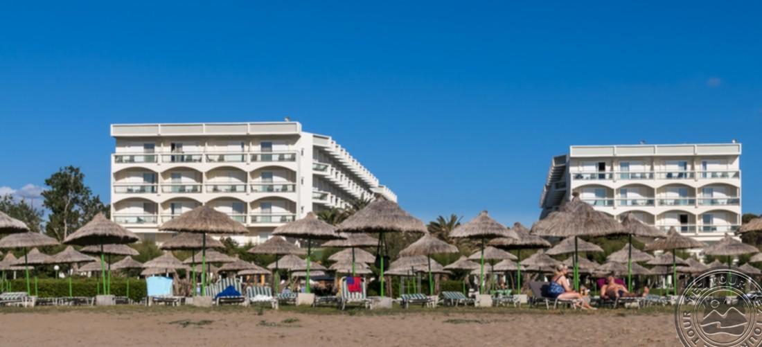 APOLLO BEACH - Родос - Калифеа/Фалираки, Греция