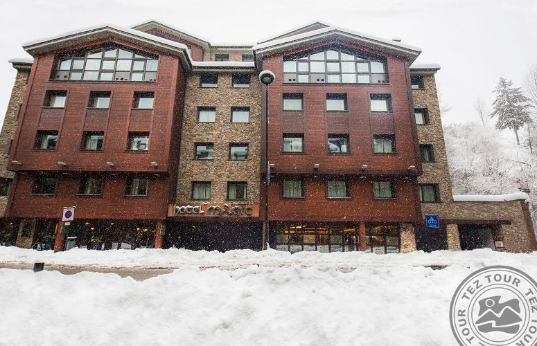 MAGIC LA MASSANA 4 * - Andora