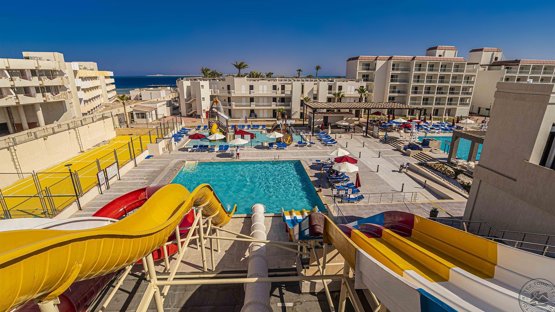 AMARINA ABU SOMA RESORT & AQUA PARK (EX RIVIERA PLAZA ABU SOMA) - Сафага, Египет