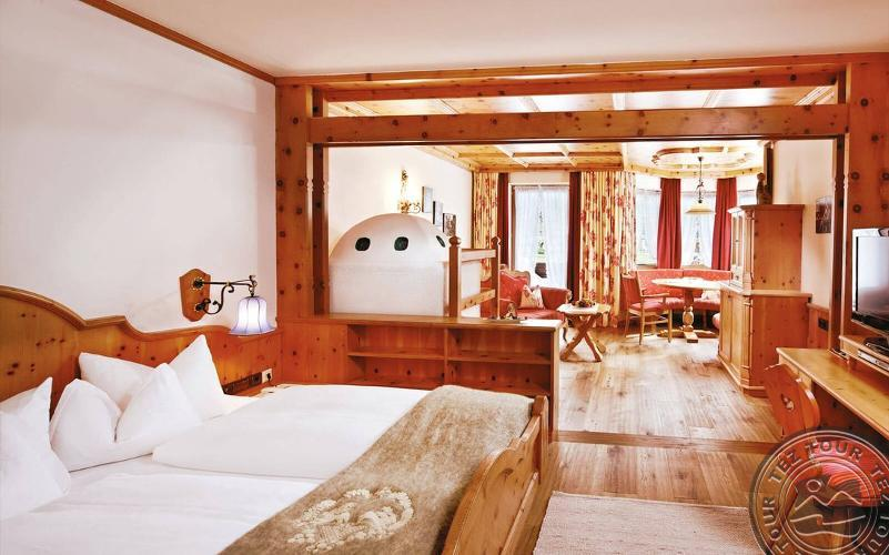 JAGDHOF SPA HOTEL (NEUSTIFT) 5 * №3