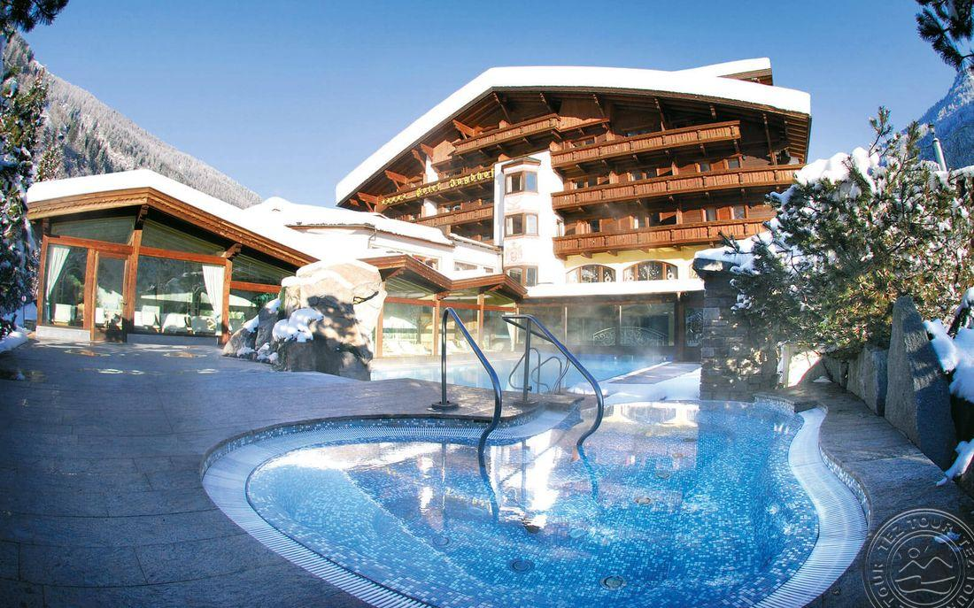 JAGDHOF SPA HOTEL (NEUSTIFT) 5 *
