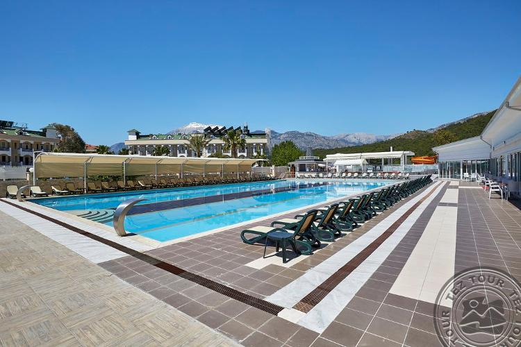PALMET RESORT KIRIS HOTEL 4 * - Турция