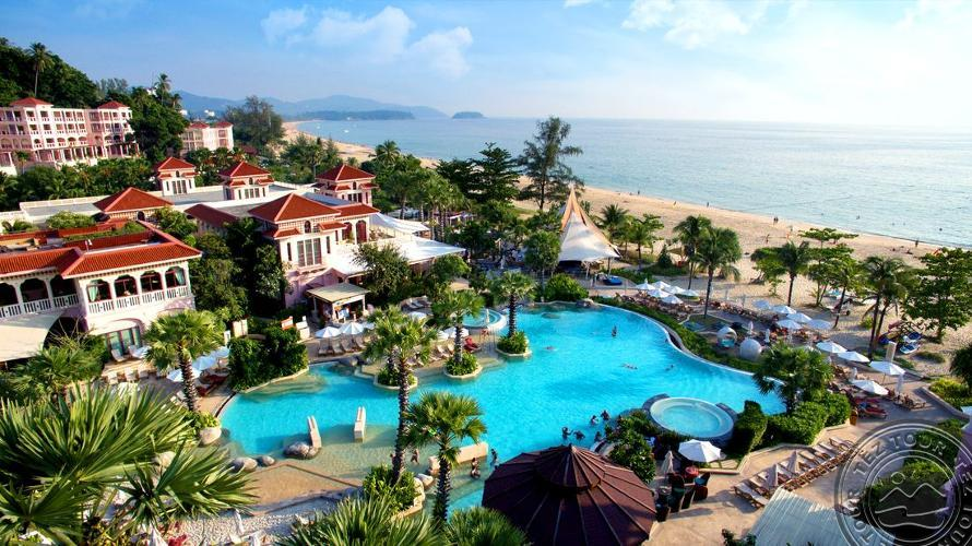Centara Grand Beach Resort Phuket 5 * - Таиланд