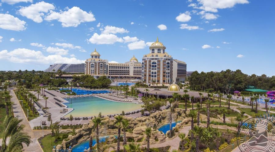 DELPHIN BE GRAND RESORT 5 * - Turkija