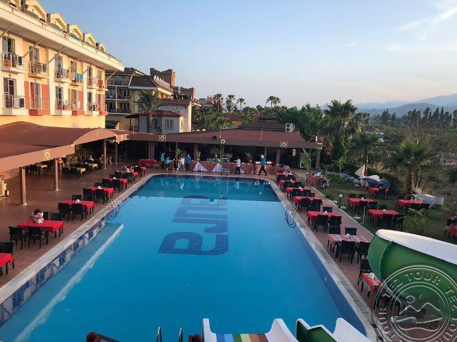 AURA RESORT HOTEL 4 * - Turkija