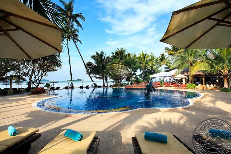 Centara Koh Chang Tropicana Resort 4 * - Ко Чанг, Таиланд