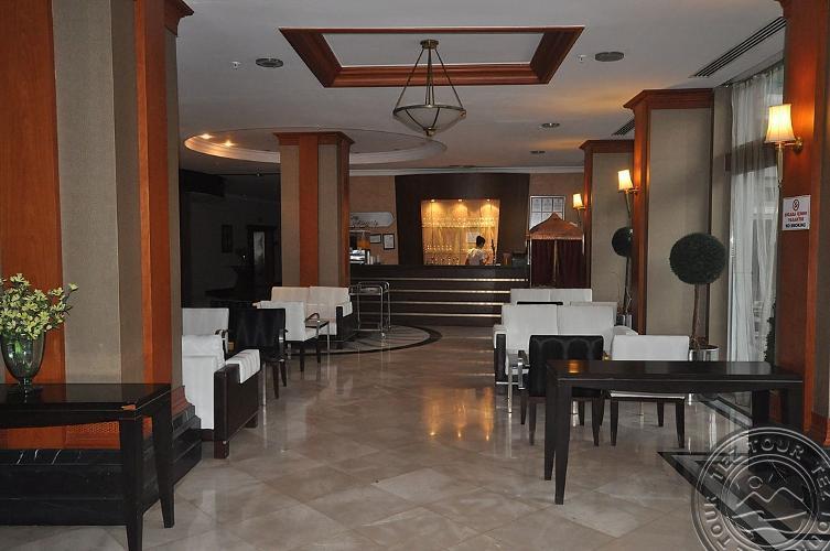 PINETA PARK DELUXE HOTEL 4+ * №7