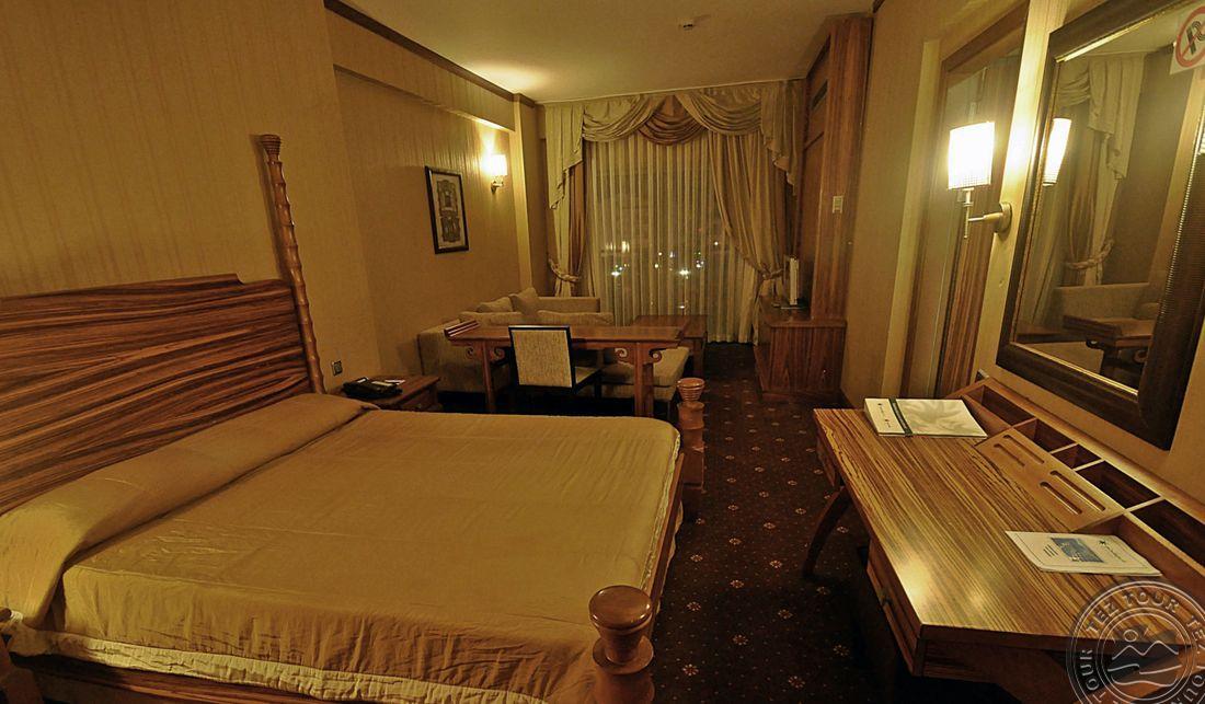 PINETA PARK DELUXE HOTEL 4+ * №13