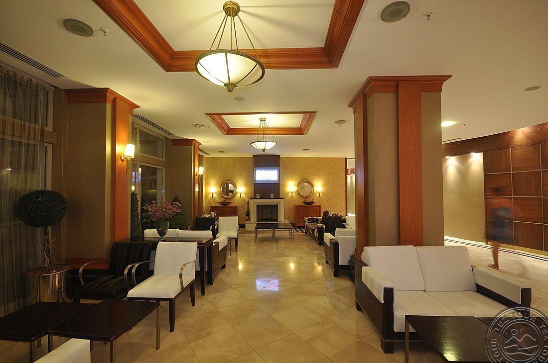 PINETA PARK DELUXE HOTEL 4+ * №19