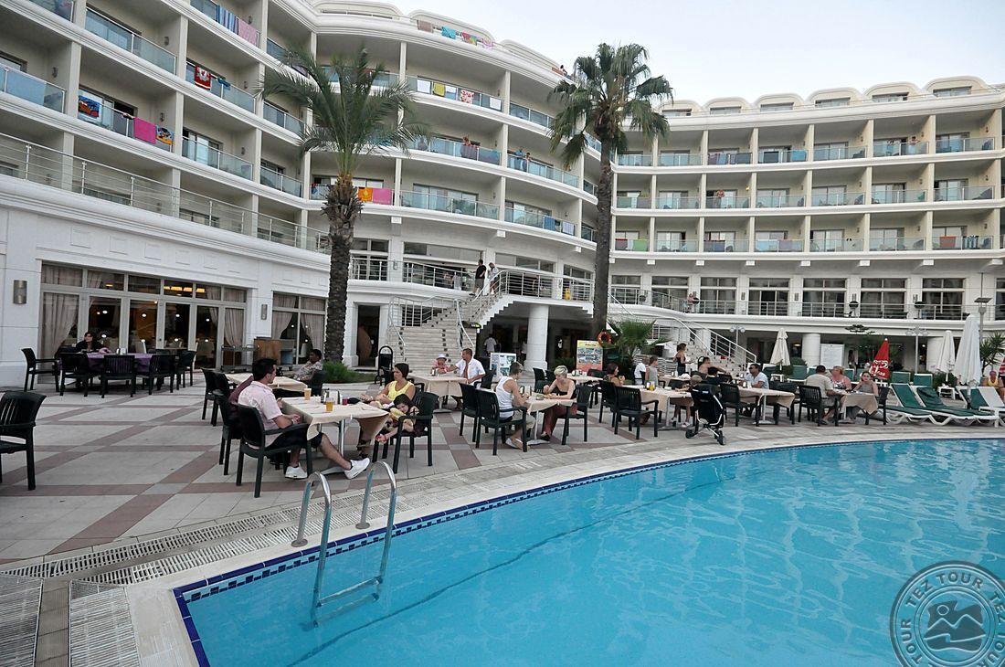 PINETA PARK DELUXE HOTEL 4+ * №44
