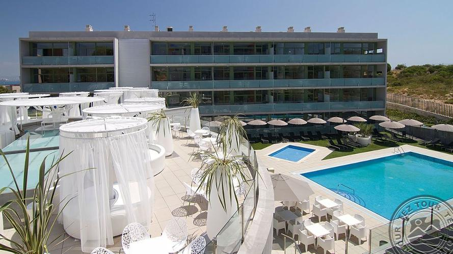 FOUR ELEMENTS SUITES APARTHOTEL 4 * - Ispanija