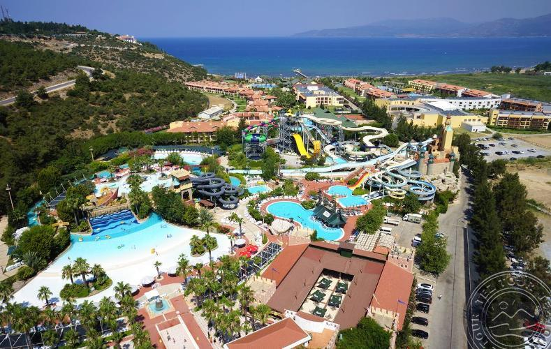 AQUA FANTASY AQUAPARK HOTEL & SPA 5 * - Turkija