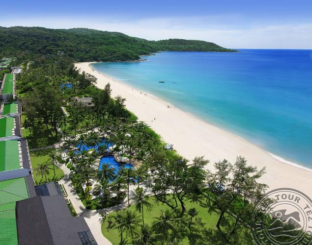 Katathani Phuket Beach Resort 5 * - Пхукет, Таиланд