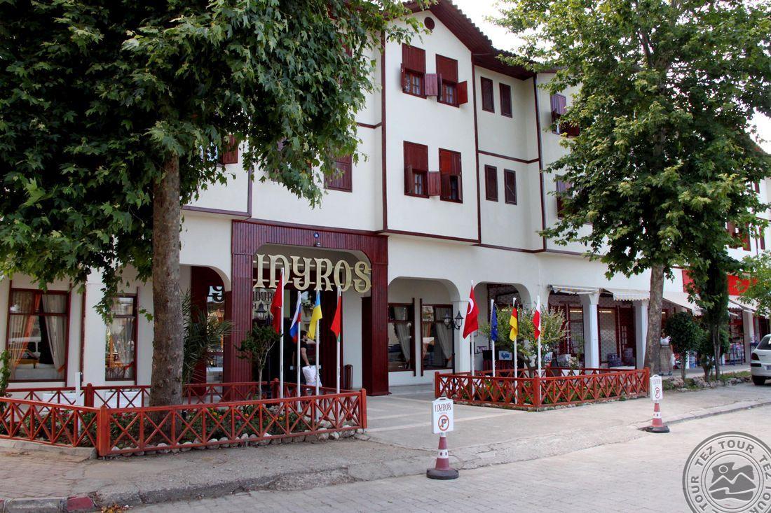 IDYROS HOTEL 3 * №3