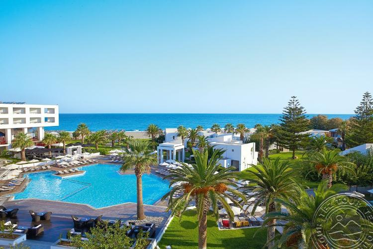 GRECOTEL CRETA PALACE LUXURY RESORT 5 * - Graikija