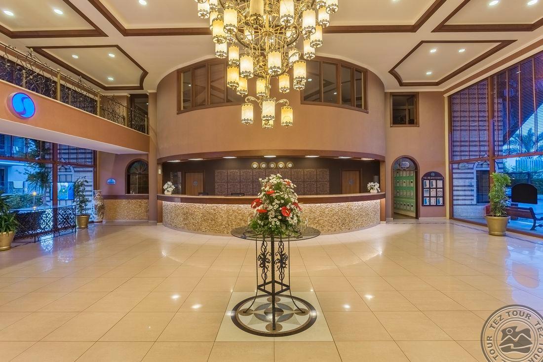 HOTEL TURAN PRINCE ( EX. SENTIDO TURAN PRINCE ) 5 * №52