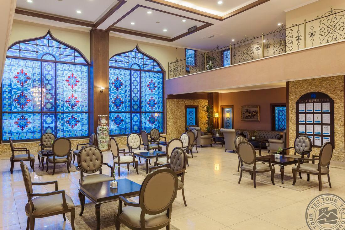 HOTEL TURAN PRINCE ( EX. SENTIDO TURAN PRINCE ) 5 * №53
