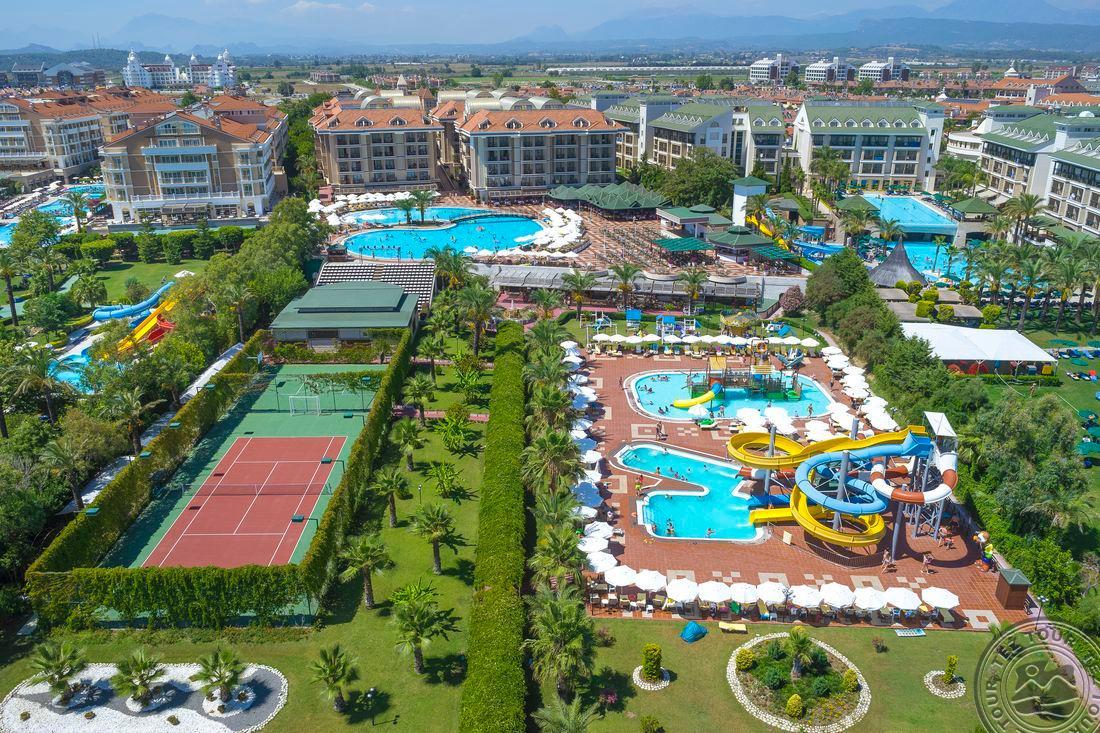 HOTEL TURAN PRINCE ( EX. SENTIDO TURAN PRINCE ) 5 *
