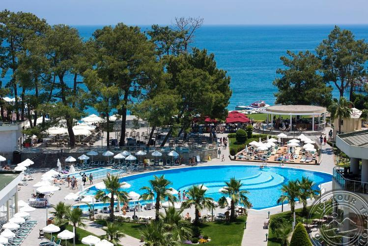 KEMER BARUT COLLECTION 5 * - Kemeras, Turkija