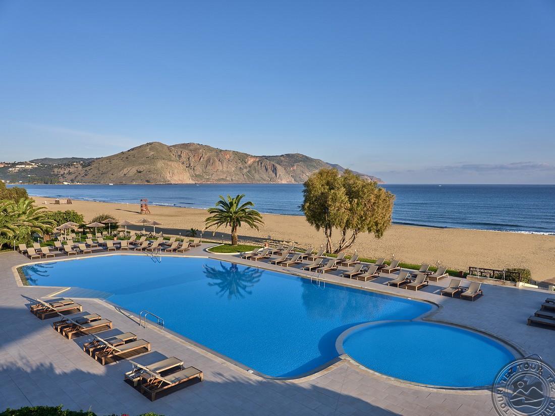 PILOT BEACH RESORT & SPA - Крит - Ханья, Греция