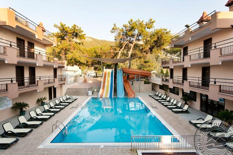 BELPORT BEACH HOTEL 4 * - Турция