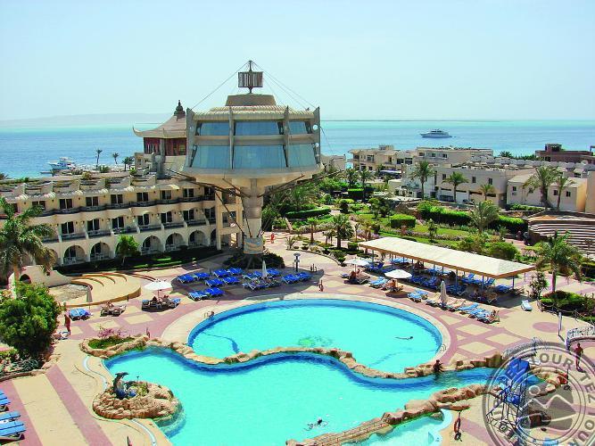 SEA GULL RESORT 4+ * - Hurgada, Egiptas