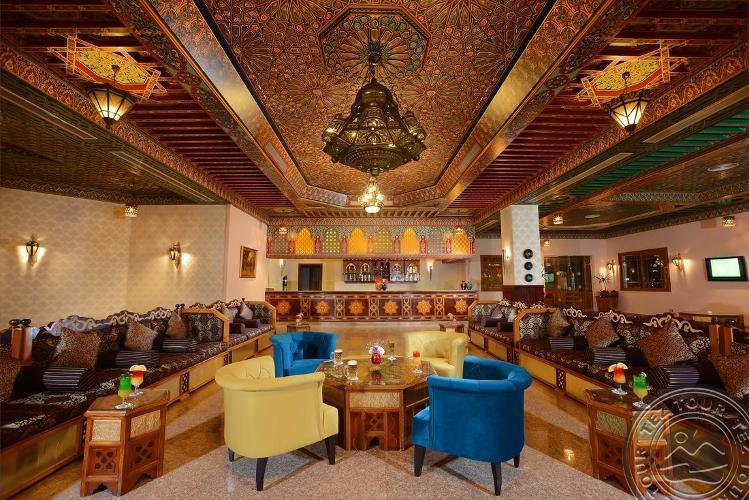 ALBATROS PALACE RESORT HURGHADA - Hurgada, Egiptas