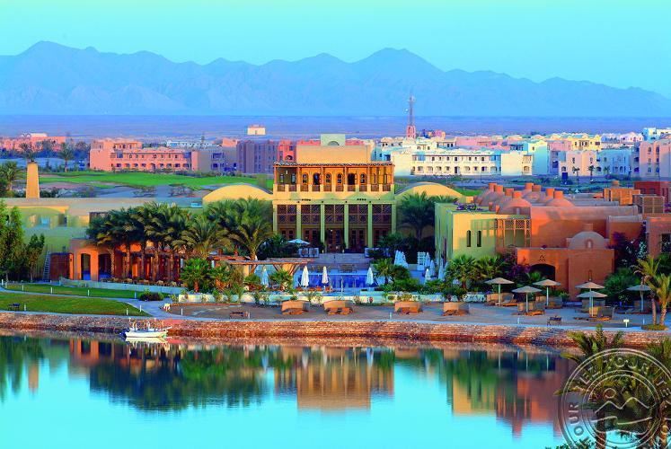 STEIGENBERGER EL GOUNA 5 * - El Guna, Egiptas