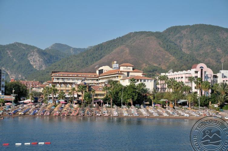 L'ETOILE BEACH HOTEL 4 * - Turkija