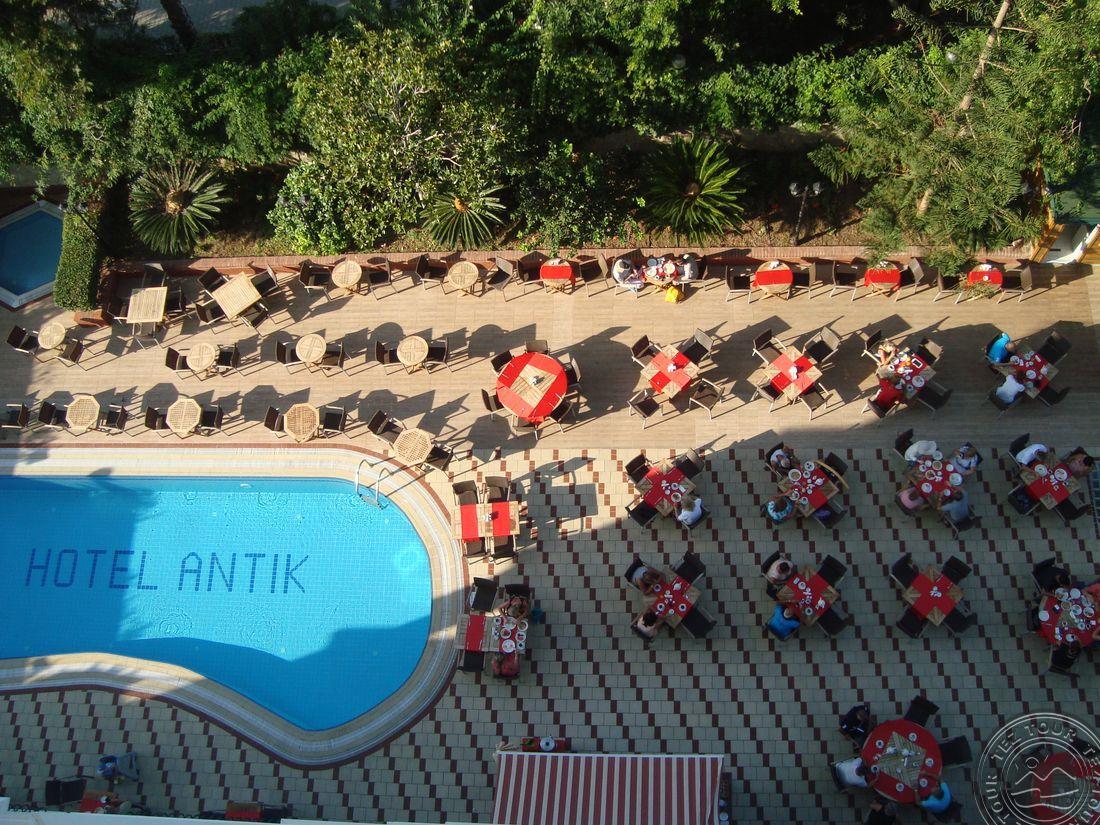 ANTIK HOTEL & GARDEN 4 * №7
