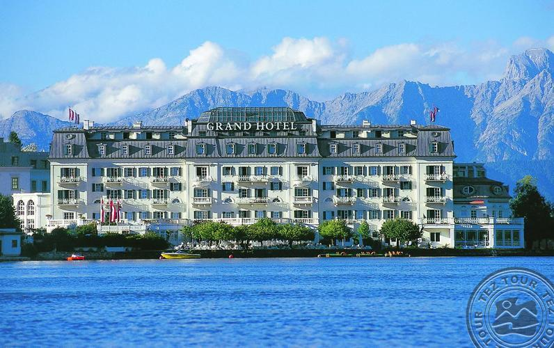 GRAND HOTEL ZELL AM SEE 4 * №2