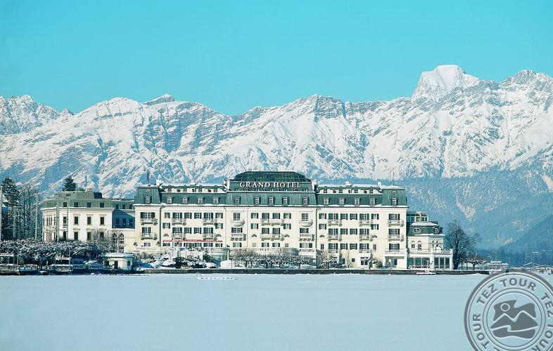 GRAND HOTEL ZELL AM SEE 4 * №17