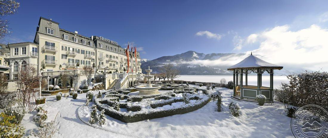 GRAND HOTEL ZELL AM SEE 4 *