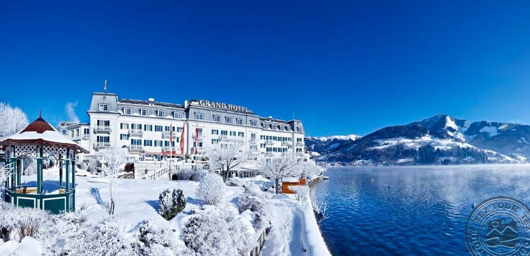 Grand Hotel Zell Am See 4 * - Cellamzē - Kapruna, Austrija