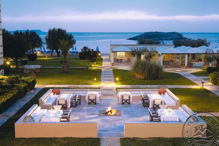 GRECOTEL MELI PALACE ALL INCLUSIVE RESORT 4 * - Kreta - Lasitis, Graikija