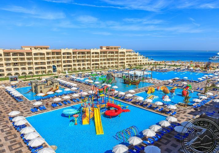 ALBATROS WHITE BEACH RESORT 5 * - Hurgada, Egiptas