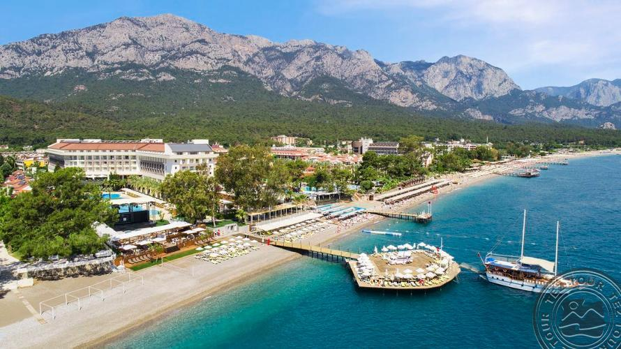 DOUBLE TREE BY HILTON KEMER 5 * - Turkija