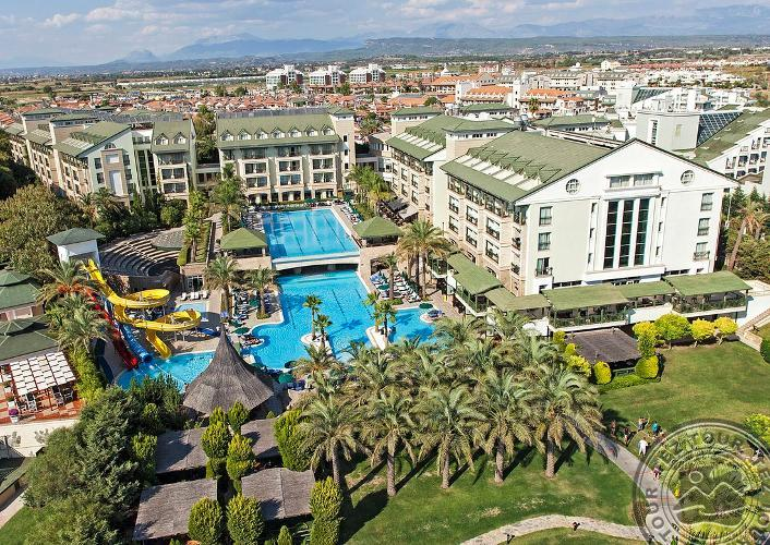 Alva Donna Beach Resort Comfort 5 * - Side, Turcija