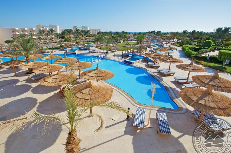 LONG BEACH RESORT HURGHADA 4 * - Egiptas