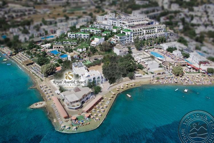 ROYAL ASARLIK BEACH & SPA 5 * - Turkija