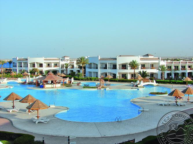 Grand Seas Resort Hostmark 4 * - Hurgada, Ēģipte