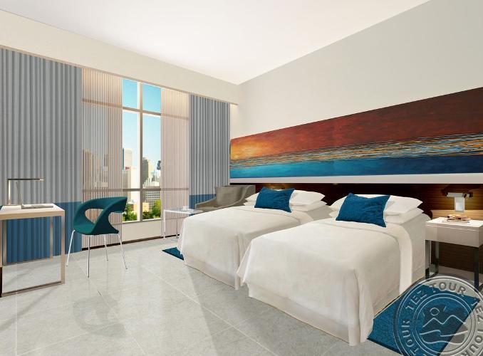 CITYMAX HOTEL RAS AL KHAIMAH 3 * - Ras al Haimas, JAE