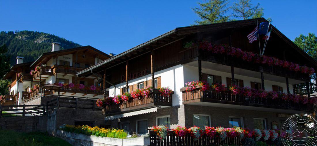 AI PINI HOTEL (VIGO DI FASSA) 3 *