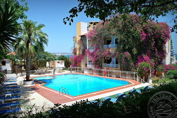 Iliostasi Beach Apartments 3 * - Крит - Ираклион, Греция