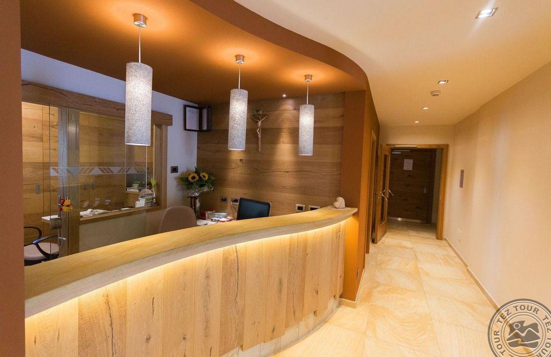 BELVEDERE HOTEL (VIGO DI FASSA) 3 * №17